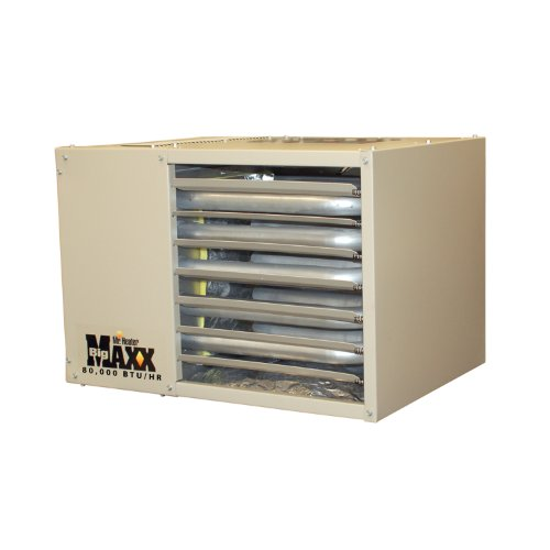 Mr. Heater F260560 Big Maxx MHU80NG Natural Gas...