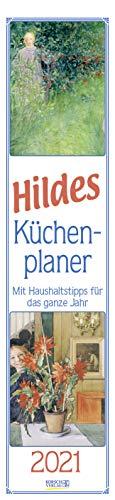 Hildes Küchenplaner 2021: Langplaner