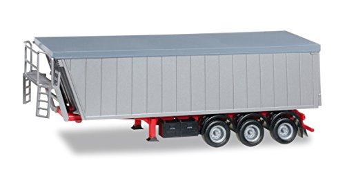 herpa 076555-002 - Kempf Stöffel Liner, Fahrzeuge, grau/rot/schwarz