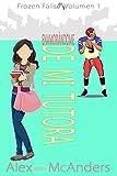 Enamorándome de mi tutora: Un dulce romance universitario deportivo (Frozen Falls nº 1)