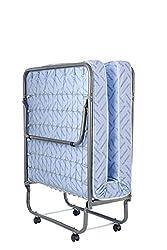 "powerful 31 x71.5"" Billiard Light Folding Bed with Mattress"