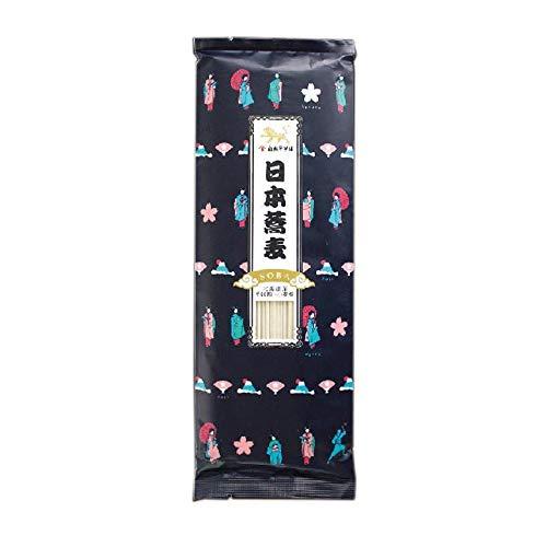 北海道産小麦・そば粉使用 日本そば 200g×20袋 自然芋そば