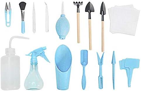 yuanzhou 1 New color Set Succulent Plant Mini Tool Garden Max 77% OFF Tools