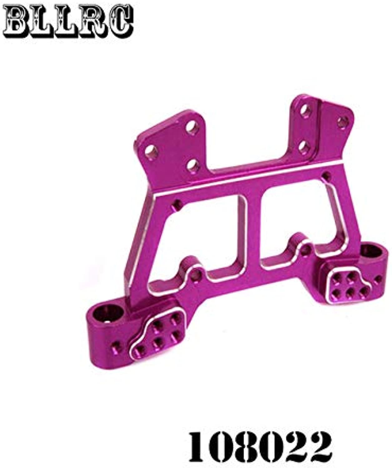 Free Shipping RC HSP 108022 188022 Aluminum Aolly Metal Front & Rear Shock Tower 08012 1 10 Upgrade Parts for 94108 94188 94111   108022 A
