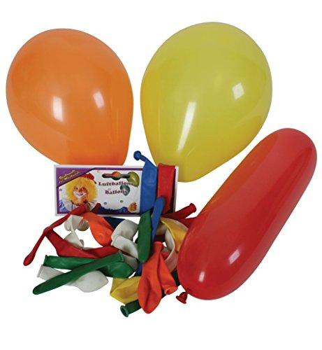 Ballons Sortiert Inhalt: 30 St. Party Karneval Dekoration