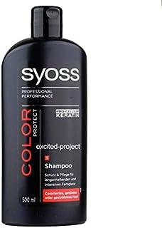 Syoss Pro-cellium Keratin Color Protect Shampoo 500 ML