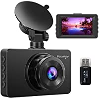 Innosinpo 1080P FHD Dash Cam with 3
