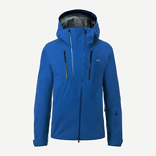 KJUS Men 7sphere II Jacket Blau, Herren Dermizax™ Jacke, Größe 48 - Farbe Southern Blue