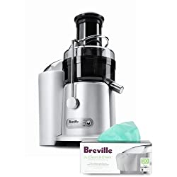 Breville Heavy-Grade Juice Fountain Plus