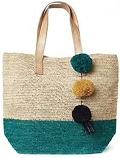 Bag For Women,Multi Color - Canvas & Beach Tote Bags