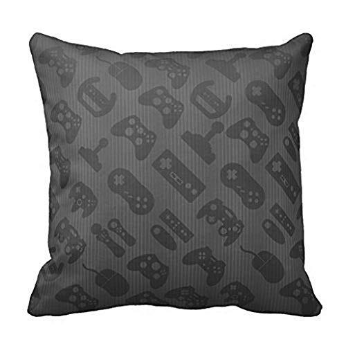 Harry wang Beau Motif Couvre-oreillers à Jet, Coussin décor à la Maison pour Salon canapé Voiture à Coucher avec Fermeture à glissière Invisible, eh \ w : 18in * 18in