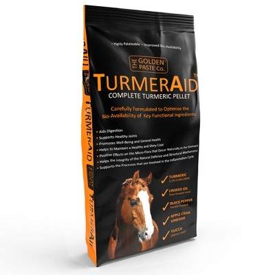 The Golden Paste Company TurmerAid Pellets 15kg