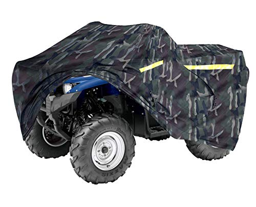 Badass Moto HD ATV Cover