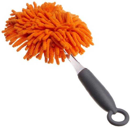 Casabella Microfiber Chenille Mini Duster, Assorted Color