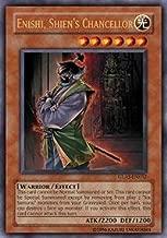 Yu-Gi-Oh! - Enishi, Shien's Chancellor (GLAS-EN032) - Gladiators Assault - 1st Edition - Ultra Rare