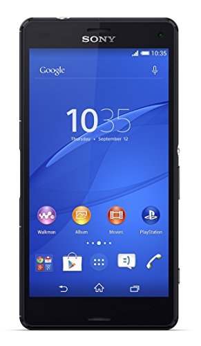 Sony Xperia Z3 Compact D5803 16GB 4G LTE Unlocked GSM Android Smartphone - Black