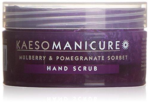 Kaeso Mulberry and Pomegranate Sorbet Hand Scrub 95 ml