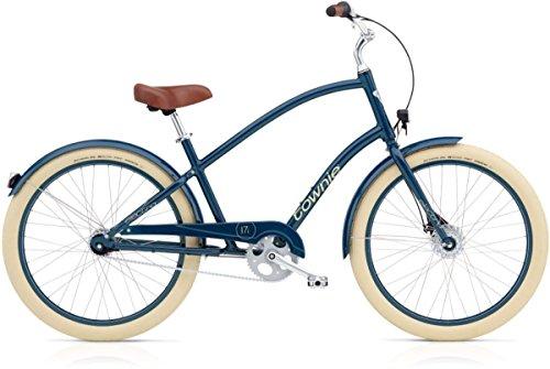 Electra Townie Balloon 7i EQ Herren Fahrrad Blau 26