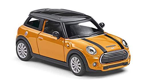 Mini Cooper S Miniature 1:36 Model Car Miniature Pull-Out Car 80442447939