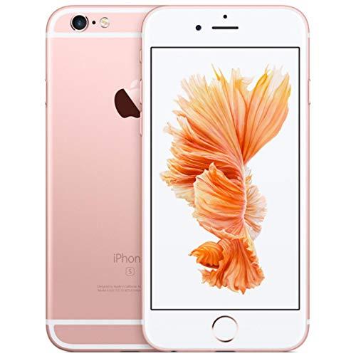 Apple iPhone 6s Plus Oro Rosa 64 GB (Renewed)