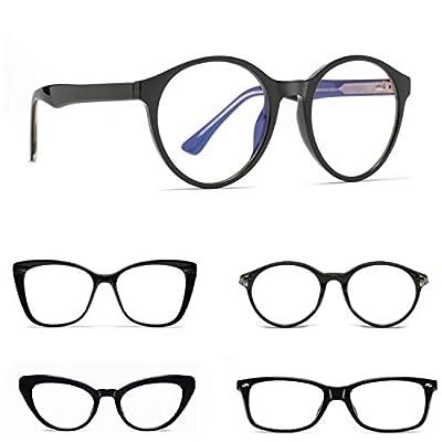 Light Blocking Glasses for Women Black Multiple Shapes 07042021065154