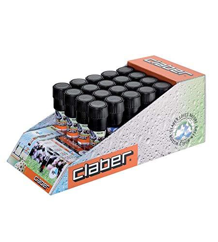 Claber 87314 Inter. MICROIRRIGATORE 90 90230, Nero/Rosso, 40X40X145 Cm
