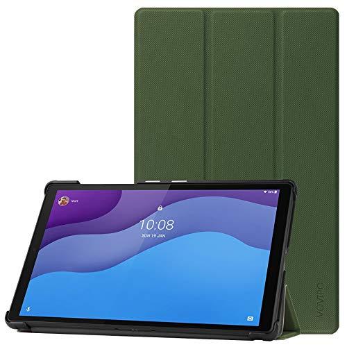VOVIPO Lenovo Tab M10 HD (2. Generation) 10.1 TB-X306 Tablet 2020-Hülle - Ultra Slim Stand Hard Shell Smart Cover für Lenovo Tab M10 HD (2. Generation) 10.1 Tablet(TB-X306F.TB-X306X)