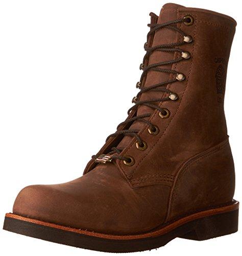 """Chippewa Men's 8"""" 20070 Lace Up Boot"""