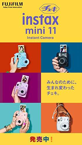 FUJIFILMインスタントカメラチェキinstaxmini11ブラッシュピンクINSMINI11PINK