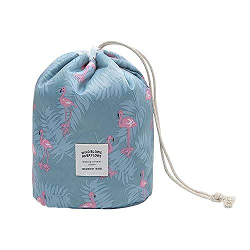 Travel Cosmetic Bag, Barrel Make...