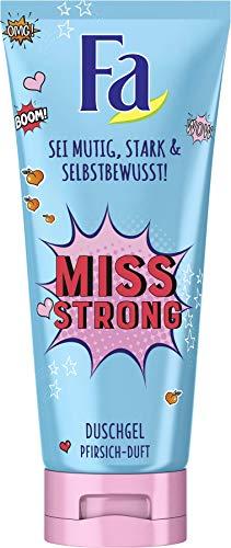 FA Duschgel Girl Power Collection Miss Strong, 1er Pack (1 x 200 ml)