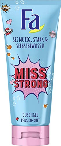 FA Duschgel Girl Power Collection Miss Strong, 1er Pack (1 x 200 ml)