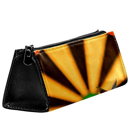 EZIOLY Darts, Dartscheibe, Bull-Eye, Sportstifttasche Schreibwaren, Stiftebeutel Kosmetiktasche Tasche Kompakte Tasche mit Reißverschluss