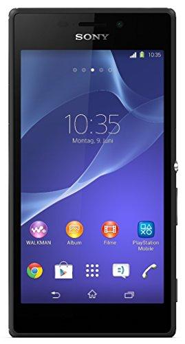 Sony Xperia M2 Smartphone (4,8 Zoll (12,2 cm) Touch-Bildschirm, 8 GB Speicher, Android 4.3) schwarz