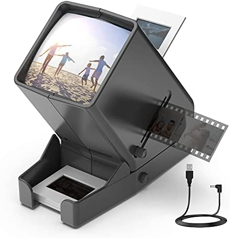 LED Lighted Illuminated Viewing for 35mm