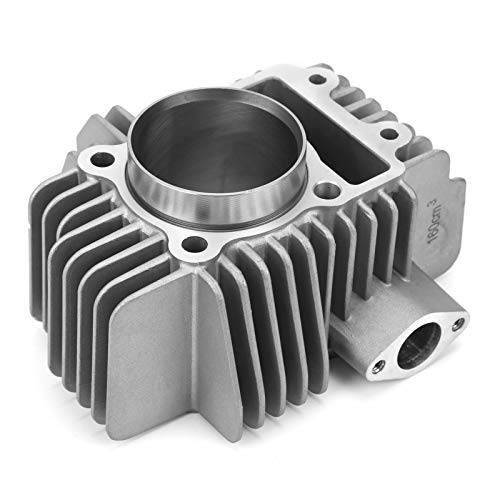 Cilindro del motore Corpo in lega di alluminio Cilindro motore di ricambio Fit per YX 150cc 160cc Motore PIT PRO PIT Bike Trail Dirt Bike