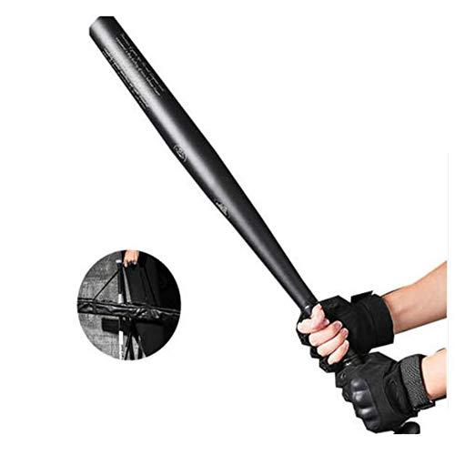 TX Bate De Béisbol De Acero Compuesto Equipo Legal De Autodefensa del Automóvil Palo De Entrenamiento Deportivo,25inch