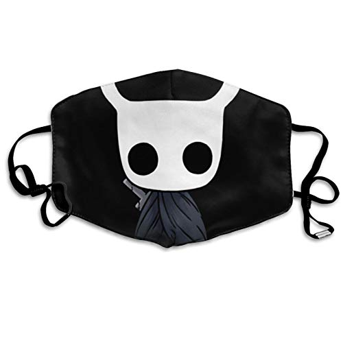 ghjkuyt412 Mouth Cover Face Cover Hollow Knight Washable Mouth Cover Reusable Mouth Scarf Face Scarf for Kids Adults