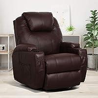 Esright Massage Recliner Chair Heated