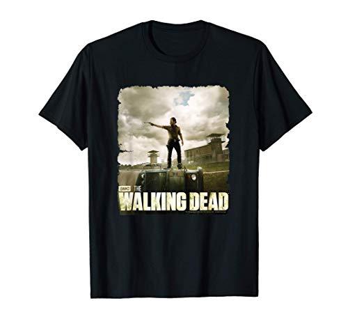 The Walking Dead Prison Camiseta