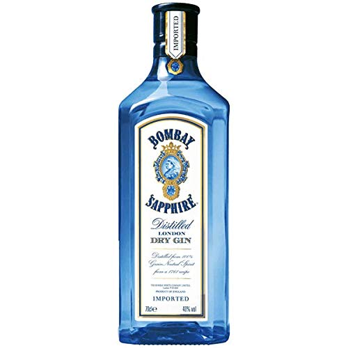 BOMBAY SAPPHIRE LONDON DRY GIN 1.0L