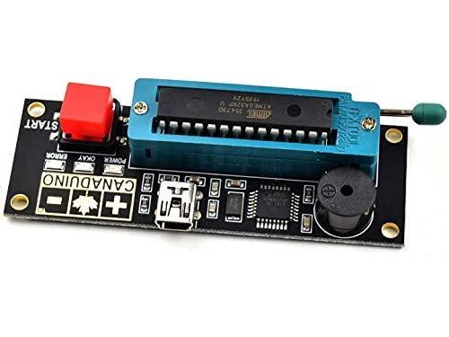 CANADUINO Stand-Alone Bootloader Programmer for Arduino Atmega328P
