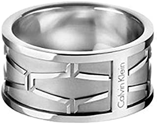 Calvin Klein Abstract Ring Abstract Sst Po For women