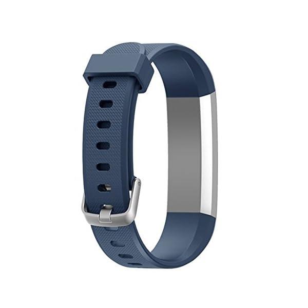 COOLEAD Pulsera Actividad Mujer Hombre Reloj Inteligente Podómetro Monitor de Actividad Impermeable IP67 Fitness Tracker… 7
