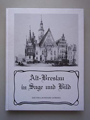 2 Bücher Alt-Breslau in Sage und Bild + schönsten Sagen des Wuppertals