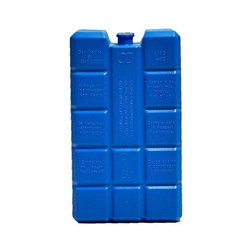 Bâtonnet pour récipients isothermes produit capable de maintenir refrigerati tout ce qui est conservé à l'intérieur des récipients isothermes. Il suffit de sistemarla quelques heures dans le congélateur avant de l'utiliser. Outil indispensable pour preserv