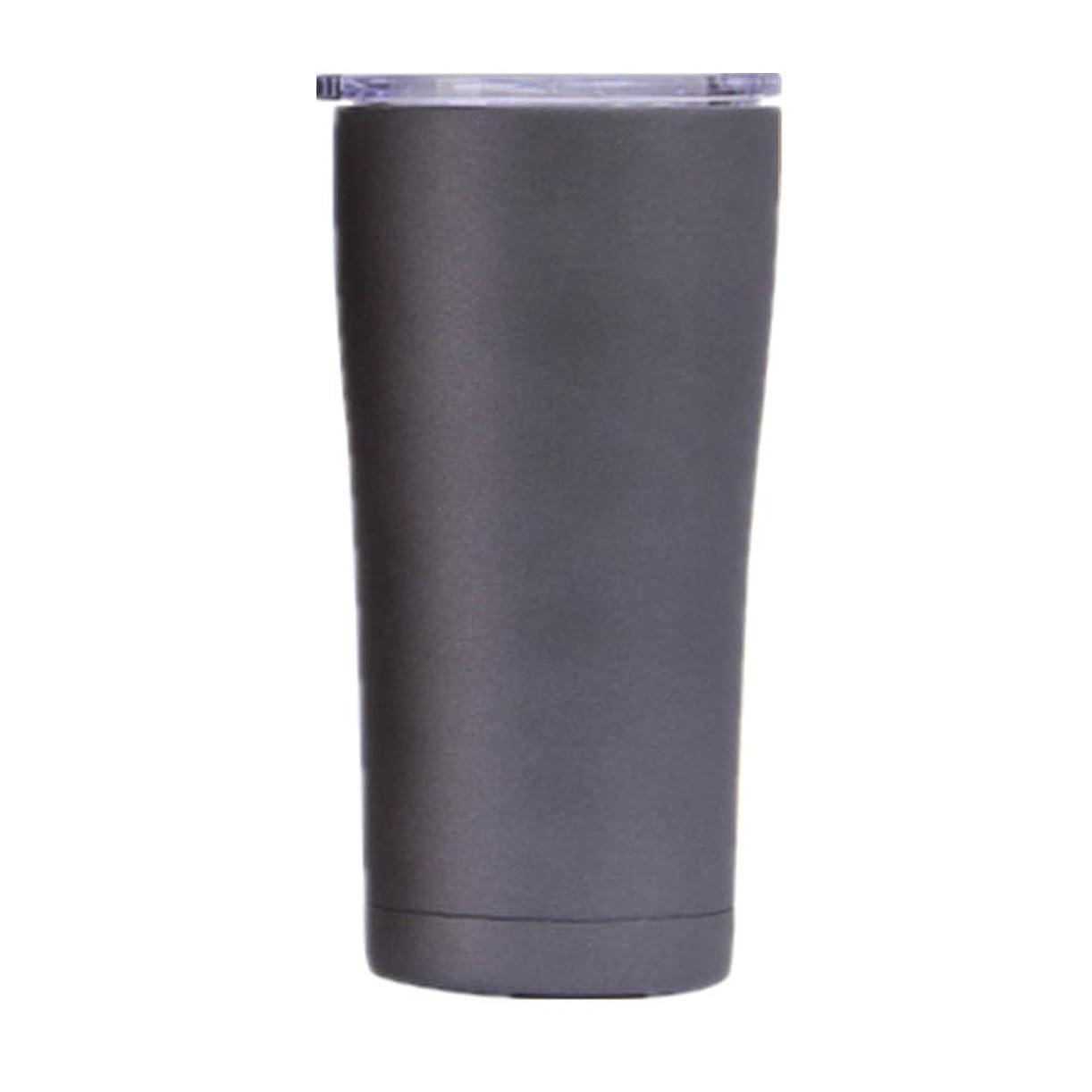 狂信者以前はピンチ真空断熱 タンブラー ふた おしゃれ ステンレス保温 コーヒー カップ ペア 560ml 2色セット ペアセット