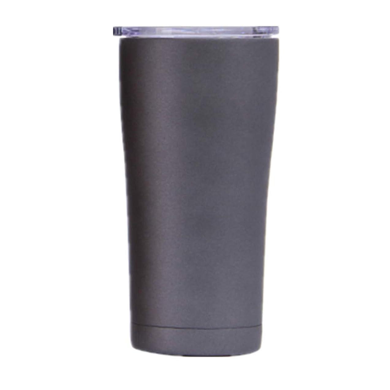 ピルファーメイド探検真空断熱 タンブラー ふた おしゃれ ステンレス保温 コーヒー カップ ペア 560ml 2色セット ペアセット