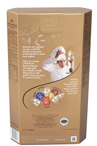 リンツリンドールアソートチョコレート600グラムダーク,ヘーゼルナッツ,ミルク,ホワイトの4種類アソートLindtLINDORASSORTEDCHOCOLATE600gDARK,WHITE,HAZELNUT,MILK