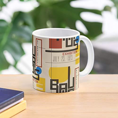 Allbirds I Mug Poster Bauhaus Best 11 oz Kaffeebecher - Nespresso Tassen Kaffee Motive